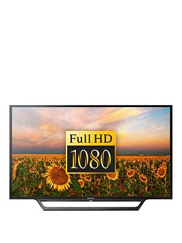 Sony Bravia Kdl40Rd453 40 Inch Hd Tv With Freeview Hdd Rec And Usb Playback  Black