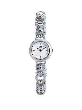 links-of-london-sweetie-bracelet-stainless-steel-white-dial-ladies-watch