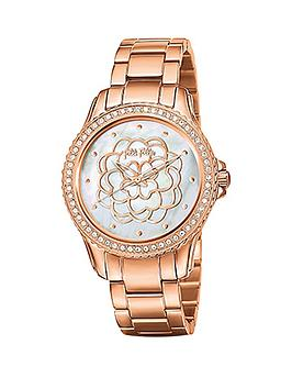 folli-follie-santorini-flower-crystal-set-rose-gold-plated-stainless-steel-ladies-watch