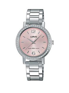 lorus-lorus-stainless-steel-pink-dial-bracelet-ladies-watch