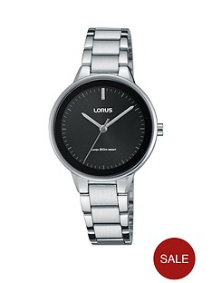 lorus-lorus-white-bracelet-watch-sunray-black-dial-ladies-watch