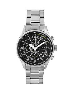 links-of-london-chronograph-black-dial-stainless-steel-bracelet-mens-watch