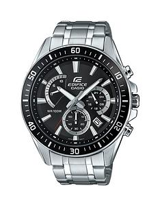 casio-edifice-black-dial-wide-face-stainless-steel-mens-watch