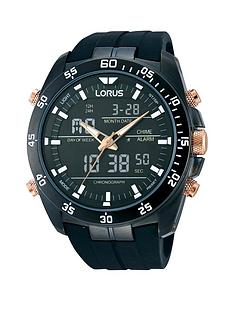 lorus-lorus-chronograph-silicone-strap-mens-watch