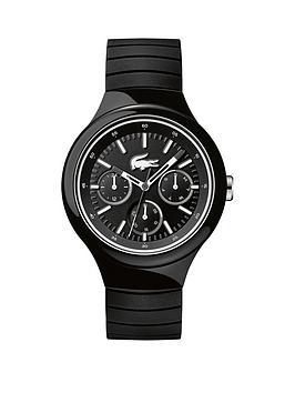 lacoste-lacoste-borneo-black-dial-white-accents-chronograph-mens-watch