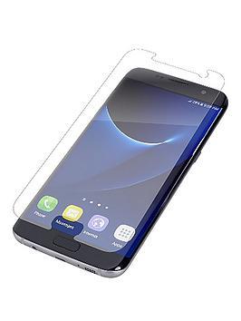 Zagg Invisible Shield Hd Screen Protector For Samsung Galaxy S7 Edge