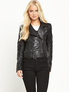 hilfiger-denim-hilfiger-denim-leather-biker-jacket