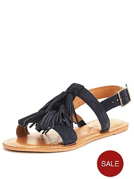 v-by-very-canyon-suede-tassel-front-sandal