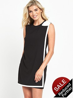 ted-baker-double-layer-dress-with-bownbsp