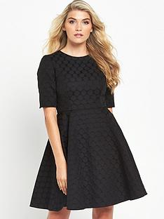 ted-baker-fit-and-flare-dressnbsp