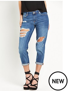 river-island-cropped-ripped-boyfriend-jeans