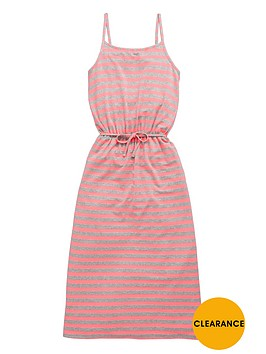 v-by-very-girls-stripe-belted-maxi-dress