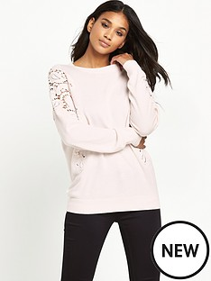 ted-baker-ted-baker-lace-shoulder-jumper