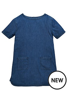 v-by-very-girls-denim-shift-dress