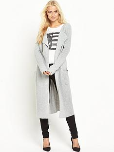 hilfiger-denim-long-cardigan-light-grey-heather