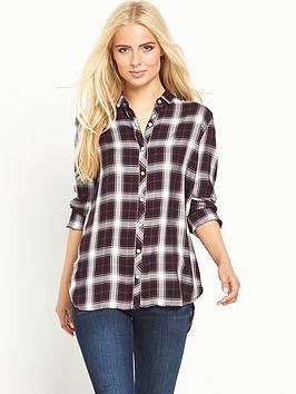hilfiger-denim-check-shirt