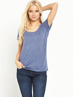 hilfiger-denim-hilfiger-denim-original-melange-knit-t-shirt