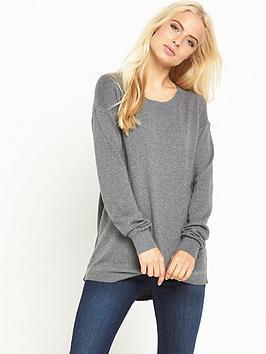 hilfiger-denim-cotton-sweater-mid-grey-heather