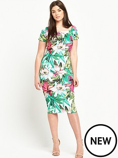 so-fabulous-print-scuba-bodycon-dress