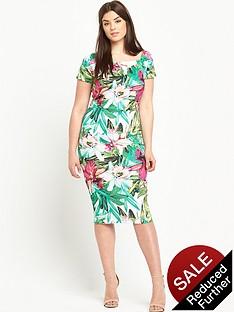 so-fabulous-print-scuba-bodycon-dress
