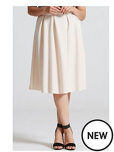 girls-on-film-curve-pleated-midi-skirt