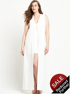 lavish-alice-curve-chiffon-overlay-mini-dress
