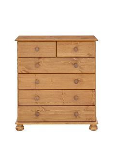 richmond-solid-pine-2-4-drawer-chest