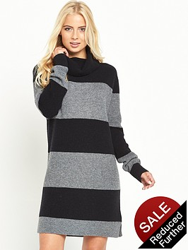 hilfiger-denim-stripe-sweater-dress