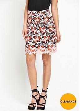 river-island-lace-mini-skirt