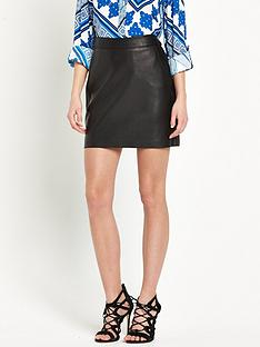 river-island-pu-mini-skirt