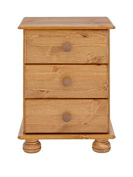 richmond-3-drawer-bedside-cabinet