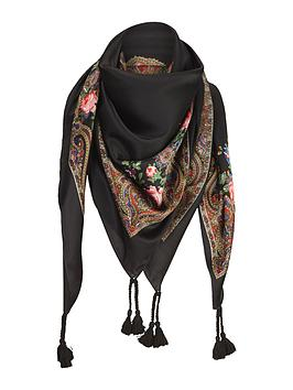 v-by-very-dark-placement-floral-print-scarf