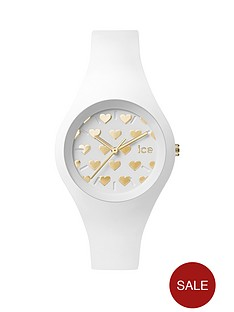 ice-watch-ice-white-gold-heart-dial-white-strap-ladies-watch