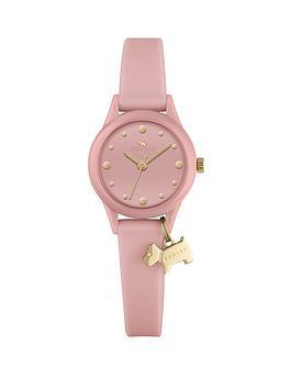 radley-light-pink-dog-charm-ladies-watch