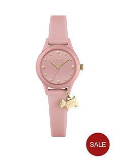 radley-radley-light-pink-dog-charm-ladies-watch