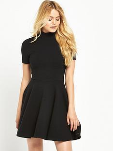 superdry-erin-collar-band-dress