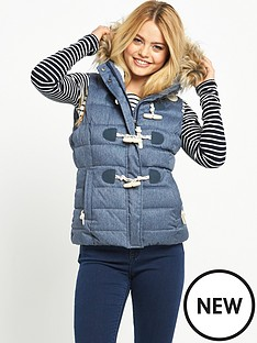 superdry-superdry-marl-toggle-puffle-gilet