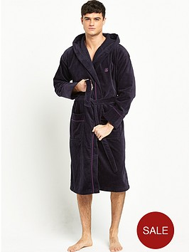 ted-baker-velour-hooded-robe