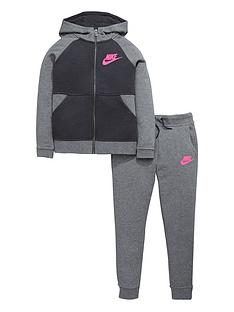 nike-nike-older-girls-fleece-suit
