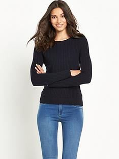 superdry-luxe-mini-cable-knit-rich-navy