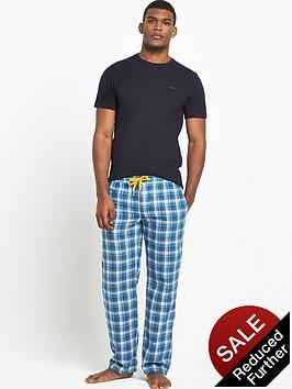 ted-baker-checked-pyjama-setnbsp