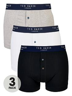 ted-baker-3pk-core-button-boxer