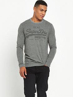superdry-superdry-orange-vintage-logo-ls-t-shirt