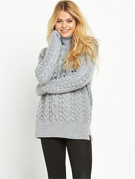 superdry-kiki-cable-sweater