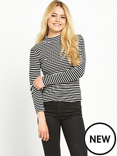 superdry-superdry-mock-neck-rib-top