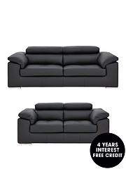 Leather Sofas | Two Seater | Sofas | Home & garden | www ...