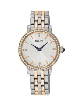 seiko-seiko-white-sunray-dial-two-tone-stainless-steel-ladies-bracelet-watch