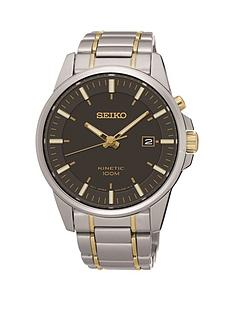 seiko-seiko-kinetic-grey-dial-two-tone-stainless-steel-bracelet-mens-watch