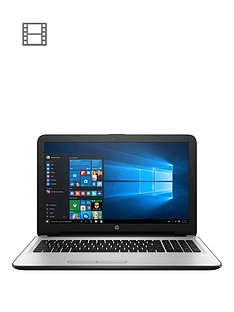 hp-15-af126na-a8-7410-quad-processor-4gb-ram-1tb-hard-drive-156-inch-laptop-with-amd-radeon-r5-graphics-and-optional-microsoft-office-365-whitesilver