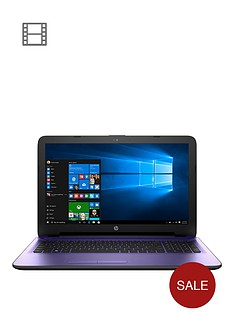 hp-15-af127na-a8-7410-quad-processor-4gb-ram-1tb-hard-drive-156-inch-laptop-with-amd-radeon-r5-graphics-and-optional-microsoft-office-365-purple